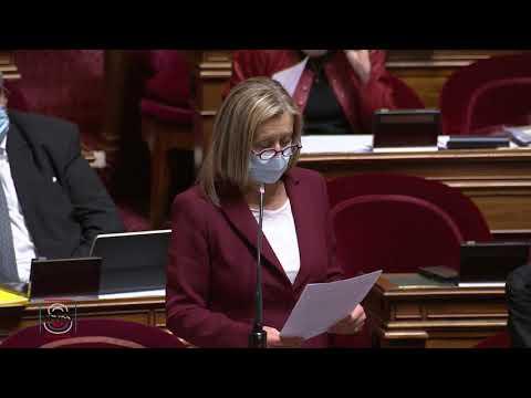 Mon amendement pour la scolarisation des jeunes filles et l'insertion professionnelle des femmes
