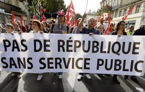 La fonction publique en danger! | Hélène CONWAY-MOURET